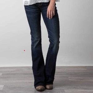 Buckle Black Fit No. 306 Mid-Rise Flare Jean